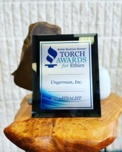 2021 BBB Torch Award for Ethics