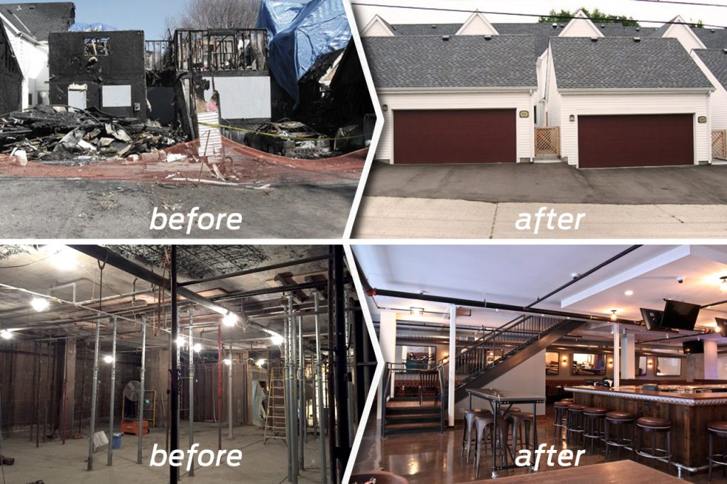 Commercial Remodels